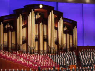 Mormon Tabernacle Choir visits Vancouver for first time in 32 years