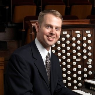Andrew Unsworth Tabernacle Organist