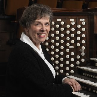 Bonnie Goodliffe Temple Square Organist