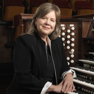 Linda Margetts Temple Square Organist