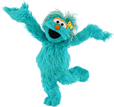 The Muppets® from Sesame Street® (2014)