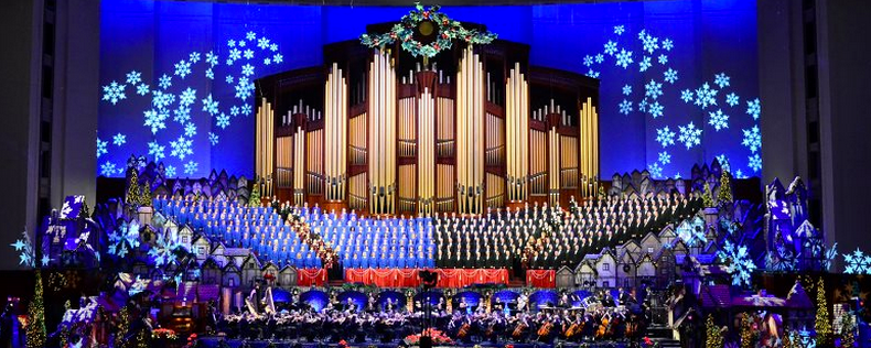 This Is How The Mormon Tabernacle Choir Warms Up Before A Performance