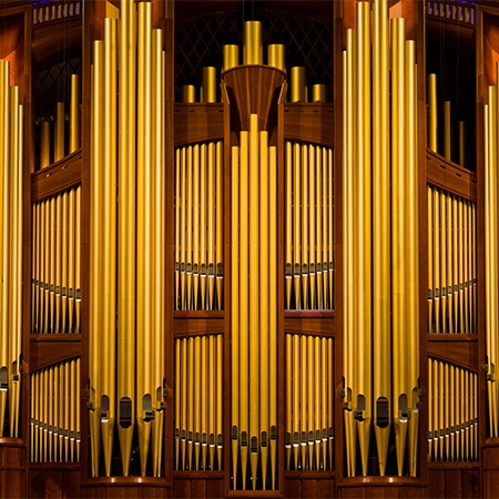 Making of the Conference Center Organ