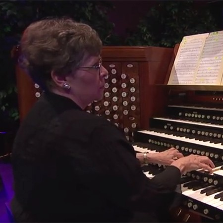 "Bonnie Goodliffe: Tabernacle Organist Who Composed ""We Meet Again As Sisters"""