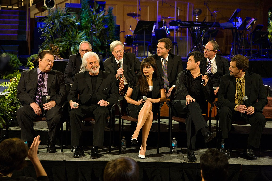 The Osmonds and the Mormon Tabernacle Choir: Remembering ...