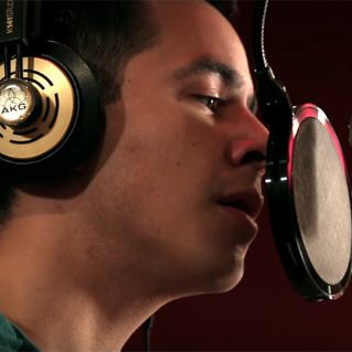 "Watch David Archuleta's Video for ""Glorious,"" from Meet The"
