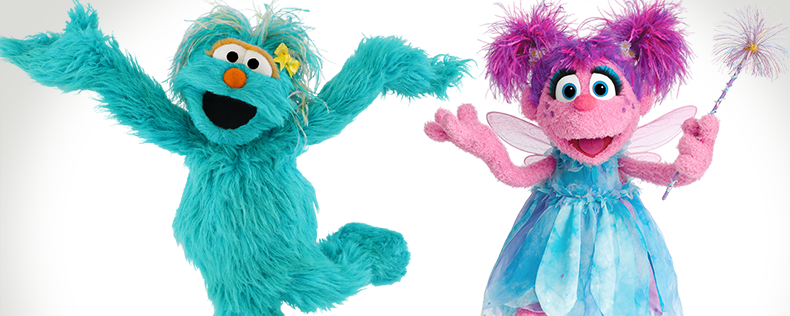sesame street christmas guest reveal �s 4amp5�introducing�