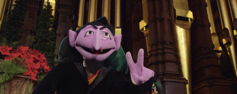 The Complete 5 Day Countdown With Sesame Street S Count Von