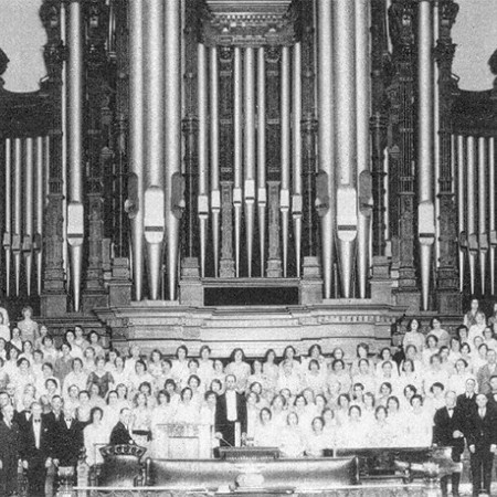 Were Your Ancestors in the Mormon Tabernacle Choir? Find Out on Our Historical Roster
