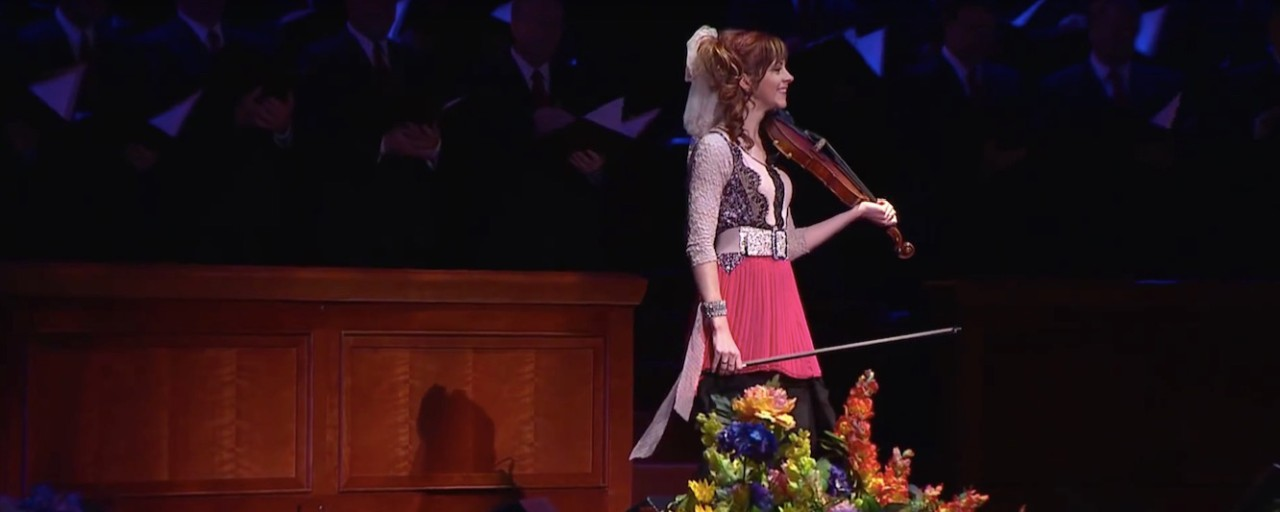 lindsey stirling opens up about her life to television personality