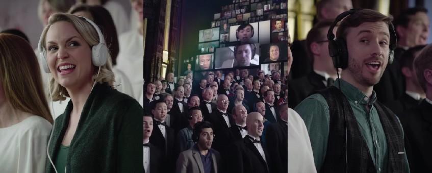 "YouTube Star Peter Hollens Shares His Virtual ""Hallelujah"" Chorus"