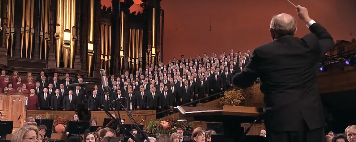 Resultado de imagen para what sting tabernacle choir mormon