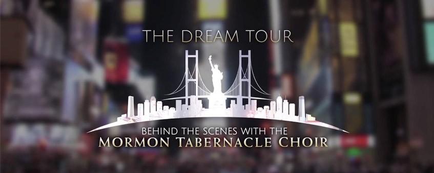 Mormon Tabernacle Choir Tour Documentary Wins an Award