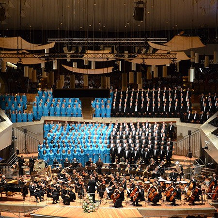 Apply Now to Sing as a Member of the Mormon Tabernacle Choir!