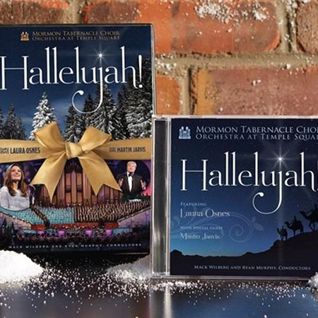 Hallelujah! Christmas CD and DVD Released