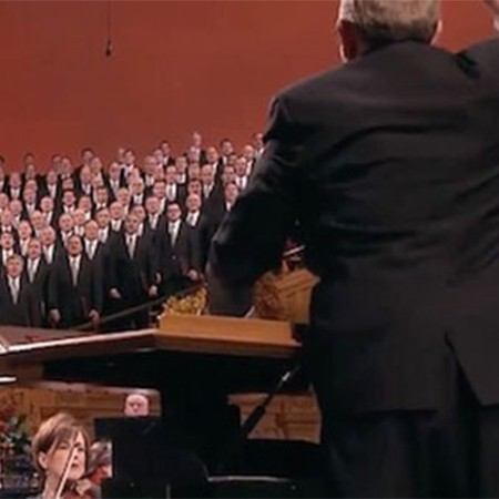 Mormon Tabernacle Choir Videos with Over 1 Million Views