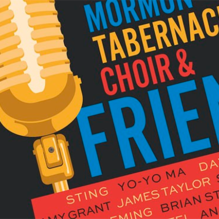 Available Now! - Mormon Tabernacle Choir & Friends CD