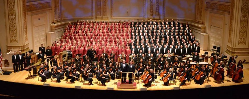 Mormon Tabernacle Choir Will Tour the West Coast in 2018