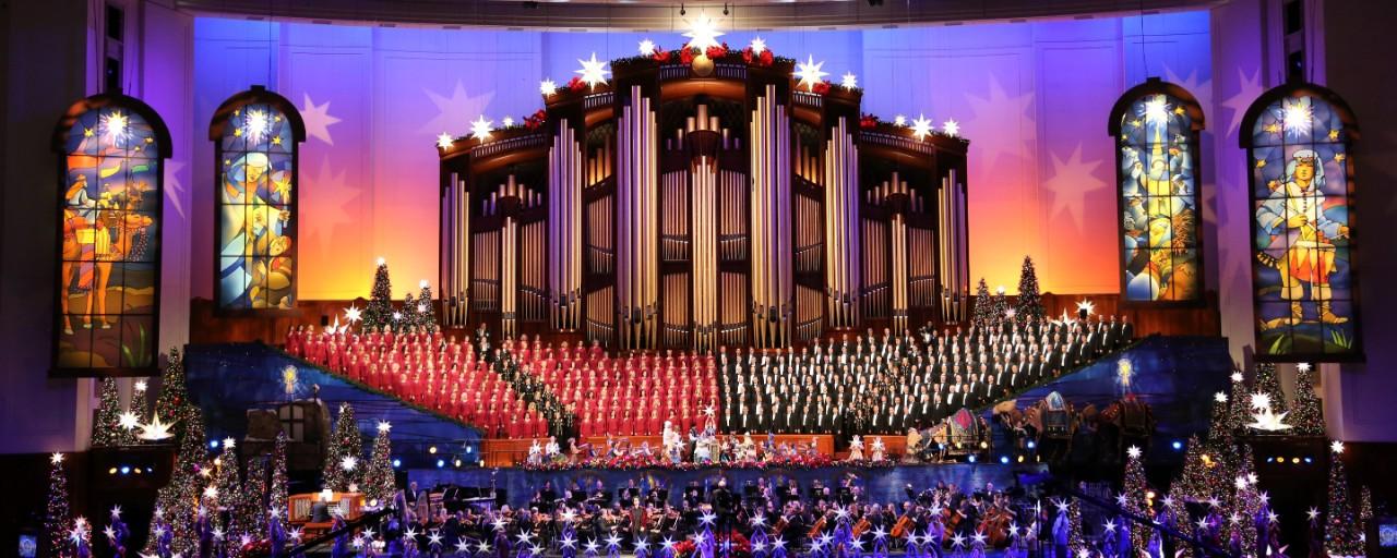 Tab Choir Christmas Concert 2020 Christmas Concert Mormon Tabernacle Choir 2020 General Conference