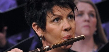Jeannine Goeckeritz Enveloped in the Language of Music