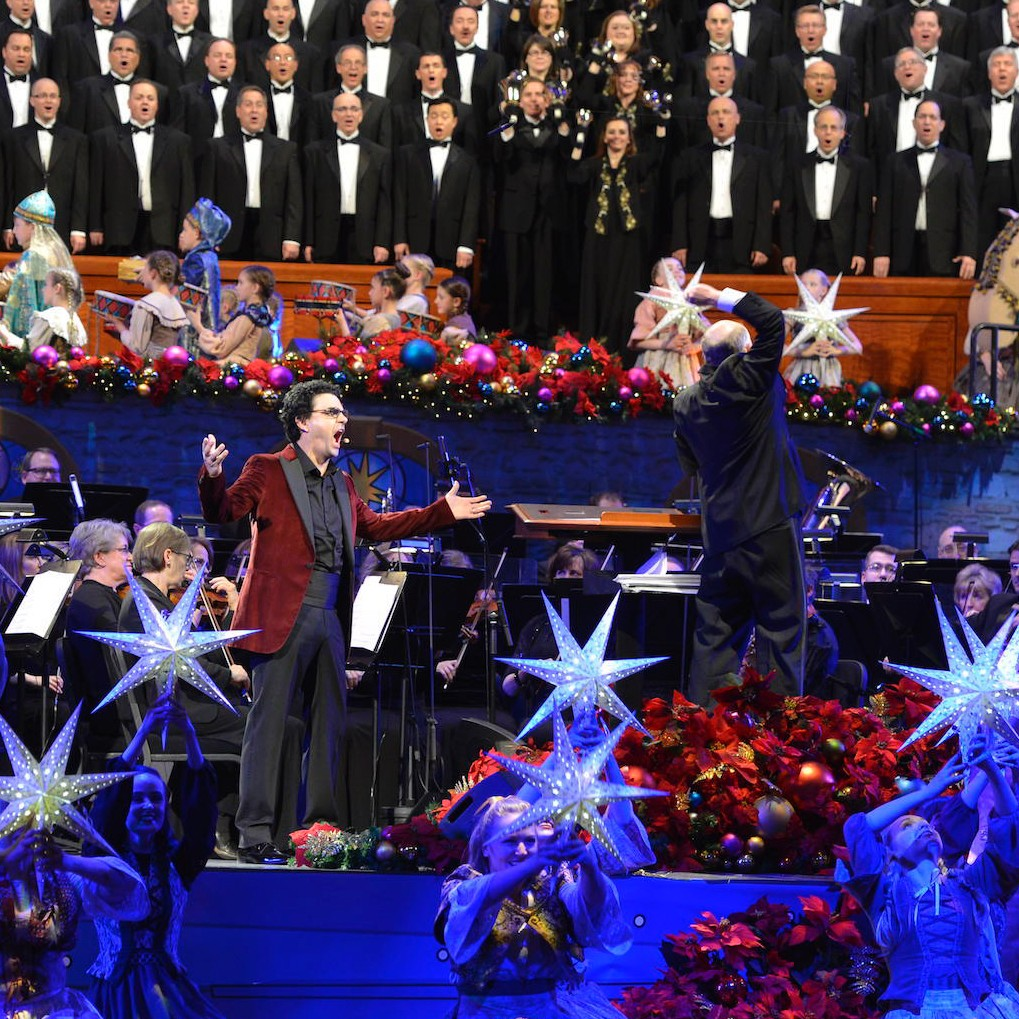 PBS and BYUtv Broadcast Dates Announced for Choirs Christmas Special