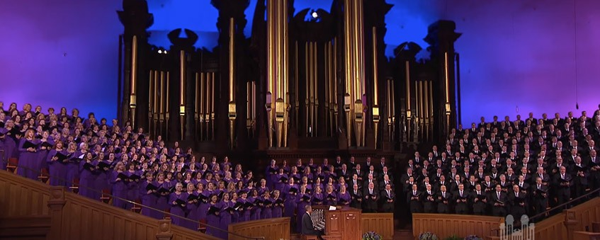 Motab Christmas 2020 Mormon Tabernacle Choir Christmas 2020 Youtube Slot | Guksum
