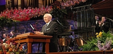 """My Redeemer Lives"": A Hymn by Gordon B. Hinckley and Lifelong Friend G. Homer Durham"