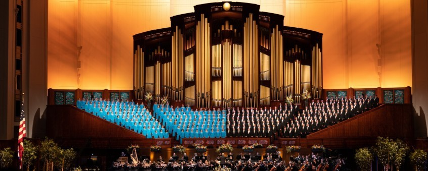 "Tabernacle Choir Christmas Concert 2020 2020: A ""Vorfreude"" Year for the Choir"