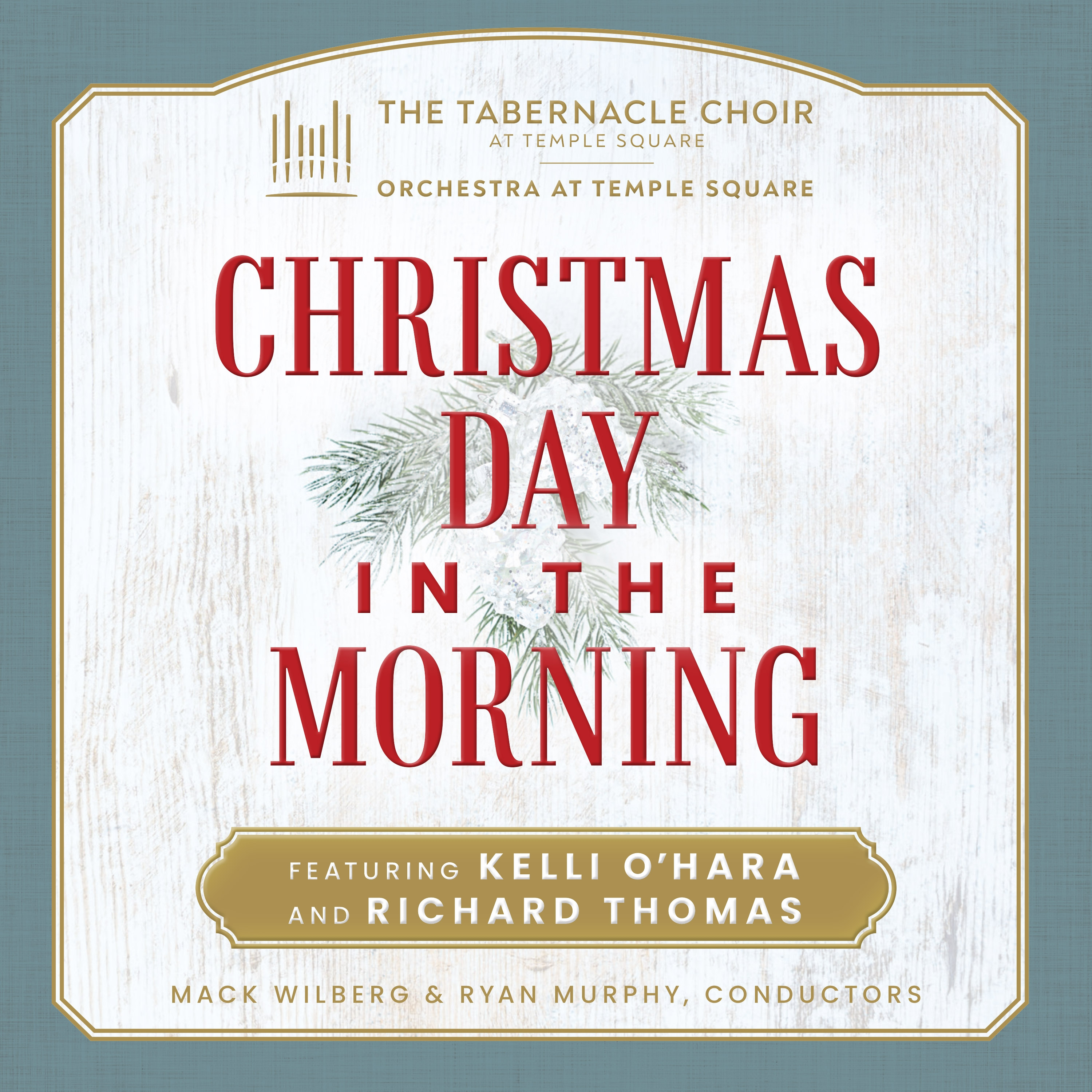 Christmas Day in the Morning CD (2020)