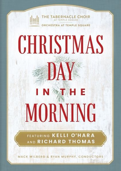 Christmas Day in the Morning DVD (2020)