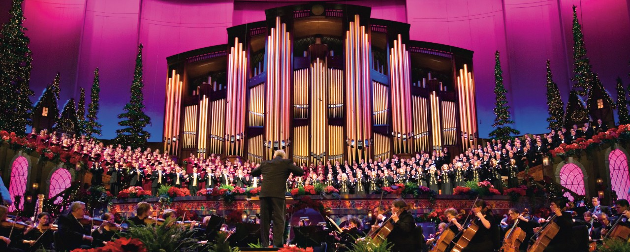 2020 Christmas with the Tabernacle Choir