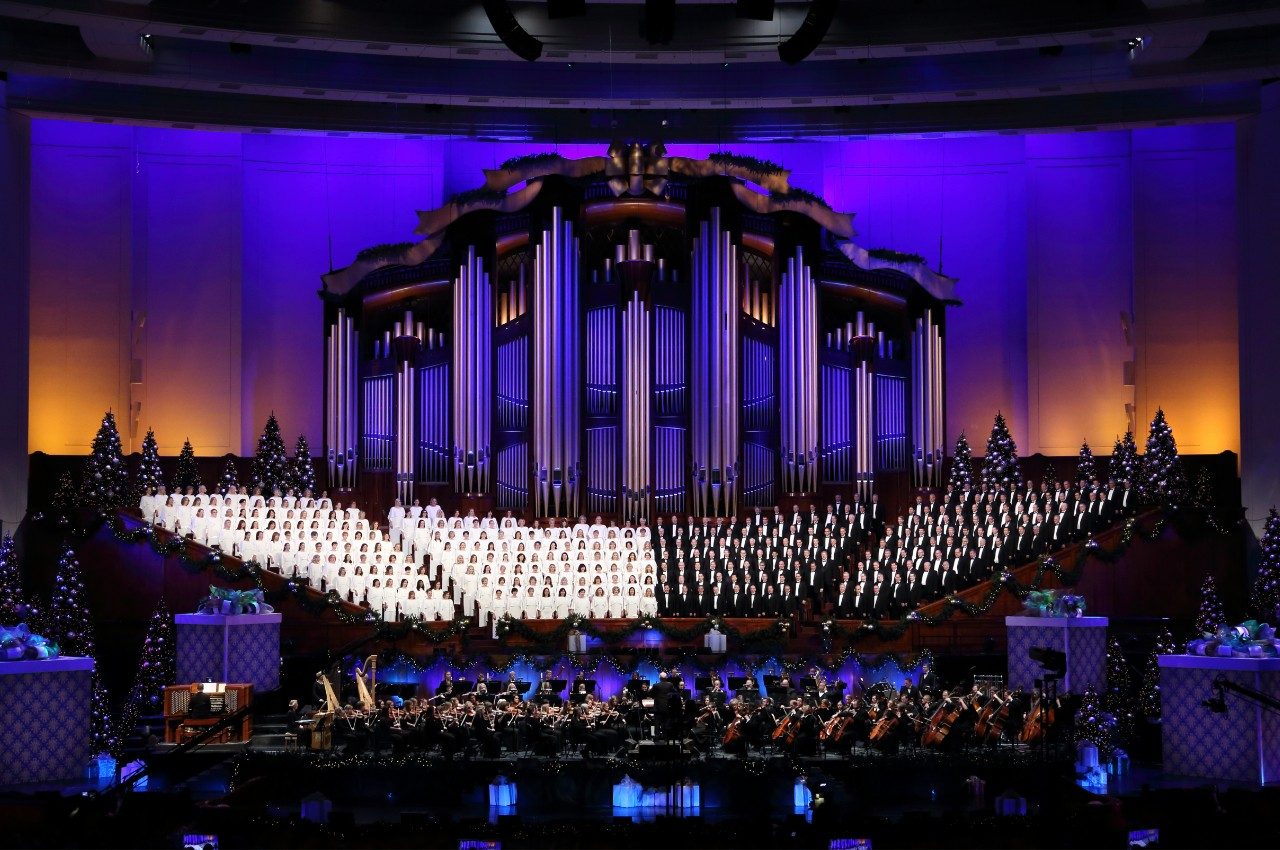 Tabernacle Choir Christmas Concert 2020 2019 Tabernacle Choir Christmas Concert