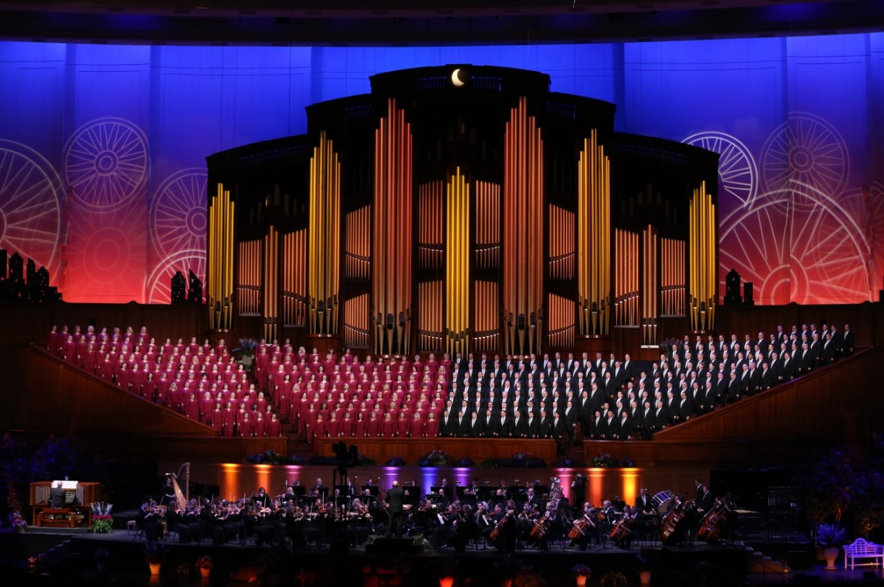 2019 Tabernacle Choir Christmas Concert 2019 Pioneer Day Concert