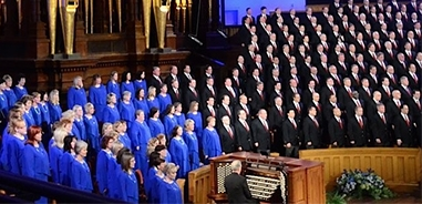 25 Primary Songs by the Mormon Tabernacle Choir