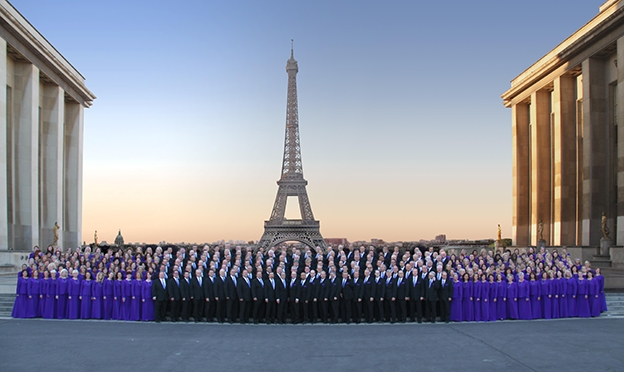 Choir Makes History Again – 60 Years Later!