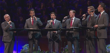 King's Singers Perform an Emotional Primary Song Medley