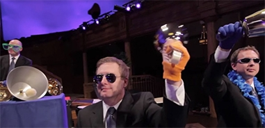 "Watch ""Good Vibrations"" by the Beach Boys Performed with Handbells"