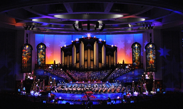 2017 Christmas Concert Tickets All Distributed. Didn't Get Tickets? Read About Standby and Other Viewing Options