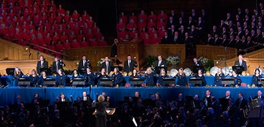 Mormon Tabernacle Choir: By the Numbers!
