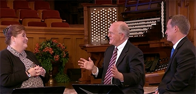 The Mormon Tabernacle Choir's First Facebook Live