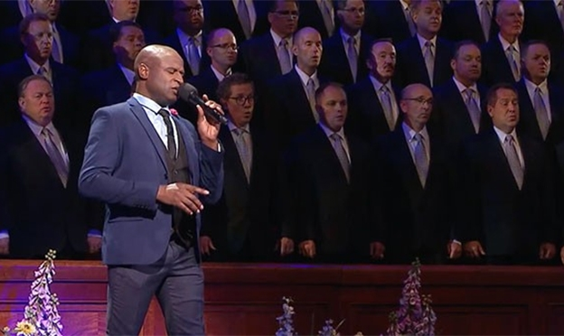 "Alex Boyé on the Testimony-Building Song ""I Want Jesus to Walk with Me"""