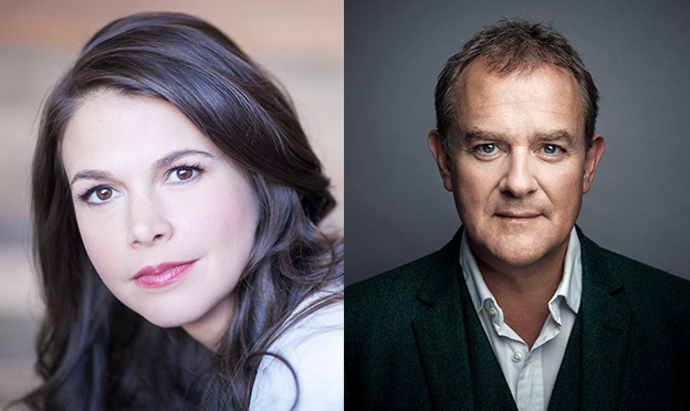 Broadway Star Sutton Foster and Downton Abbey's Hugh Bonneville are the 2017 Christmas Guest Artists