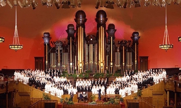 Did You Know the Choir Used to Sit in Mixed Formation?