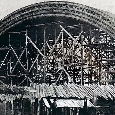 Were Nails Used to Build the Salt Lake Tabernacle?