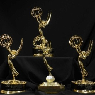 Four Emmy® Award Statuettes Now Grace Choir Display!