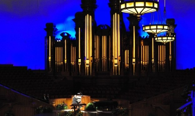 Frequently Asked Questions: The Salt Lake Tabernacle Organ