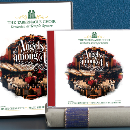 Angels among Us CD/DVD: Relive the Magic!