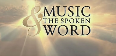 Watch Music and the Spoken Word Live Broadcast