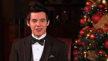 David Archuleta Christmas Concert Interview
