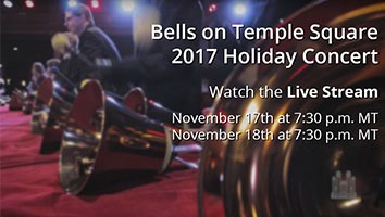 Bells on Temple Square Holiday Concert